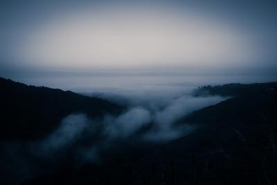 Sunrise, Buzzard's Roost, Big Sur