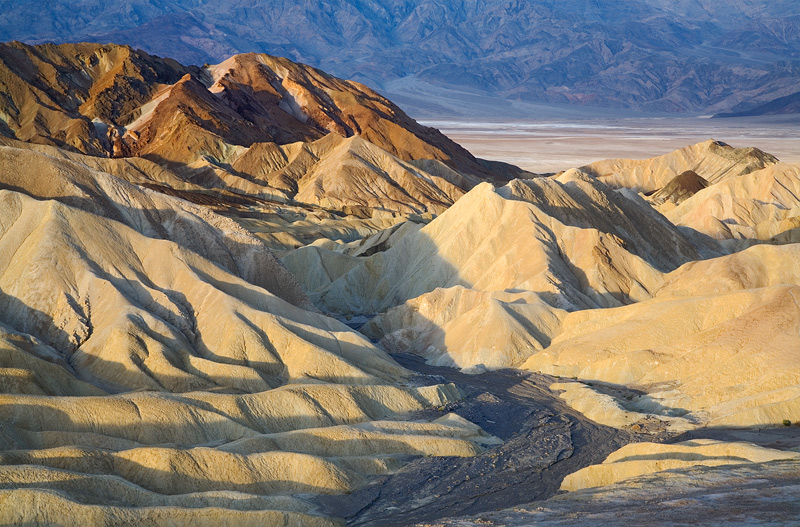 Death Valley - Zabriski Point