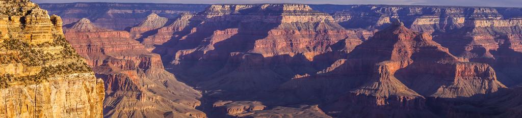 Grand Canyon Village Panoramic