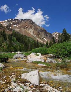 Pioneer Mtns. Idaho