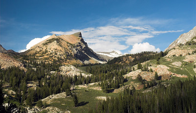 Pioneer Mountains Idaho 12,000'. PHoto by Mike Reid, All Outdoor Photography.