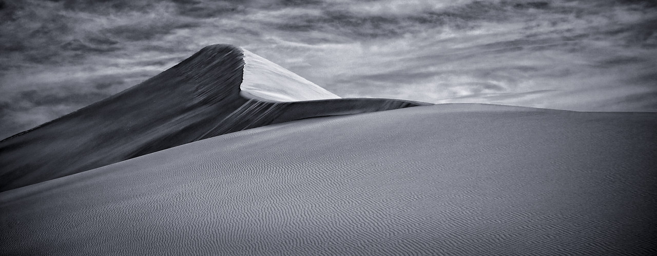 Bruneau Sand Dunes, Idaho. Photo by Mike Reid, All Outdoor Photography.
