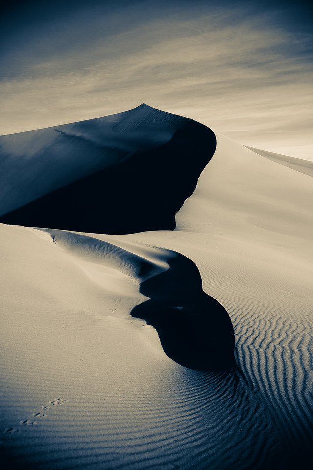 Bruneau Sand Dunes, photo by Mike Reid, All Outdoor Photography.