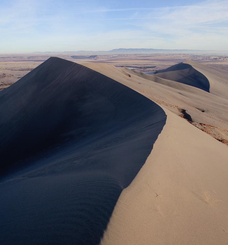 Bruneau Sand Dunes, Idaho.