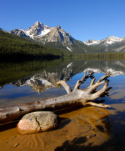 Stanley Lake, Sawtooth Mountains Idaho