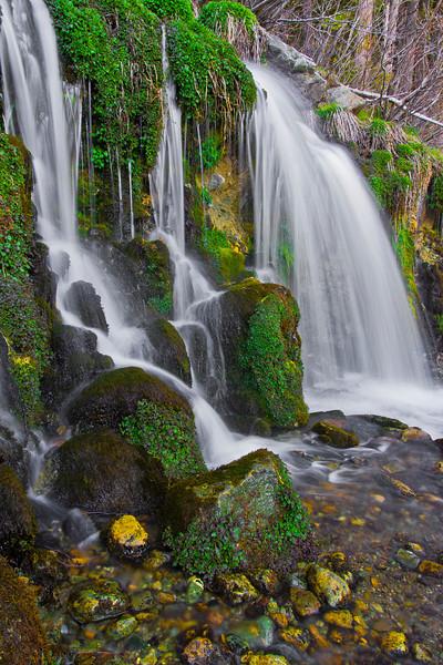 Big Springs Falls