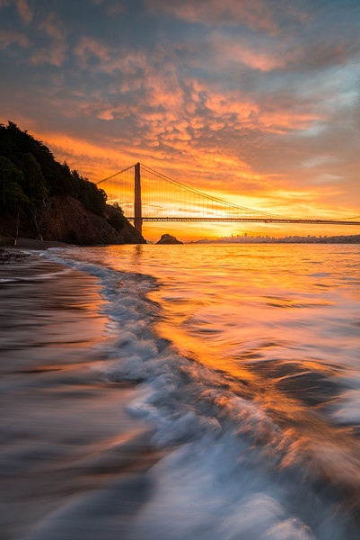 Golden Gate Sunrise