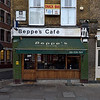 Beppe's Cafe, West Smithfield, 2016