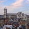 Westminster Abbey, January