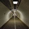 Woolwich Foot Tunnel, February
