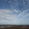 English Channel from Whitstable, August