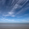 English Channel from Dungeness, September