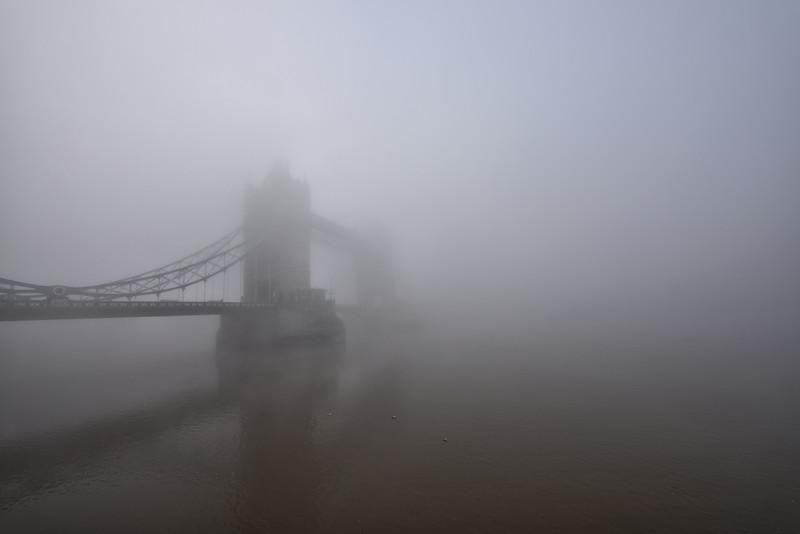 Tower Bridge, November 2015