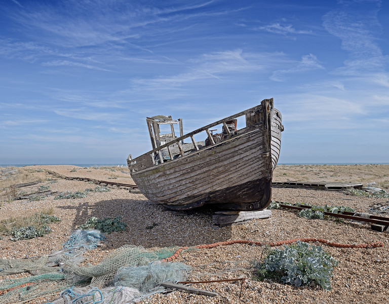 Dungeness, September