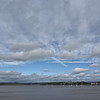 Saltash estuary, September