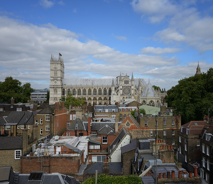 Westminster Abbey, September