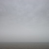 North Sea from Cromer, March