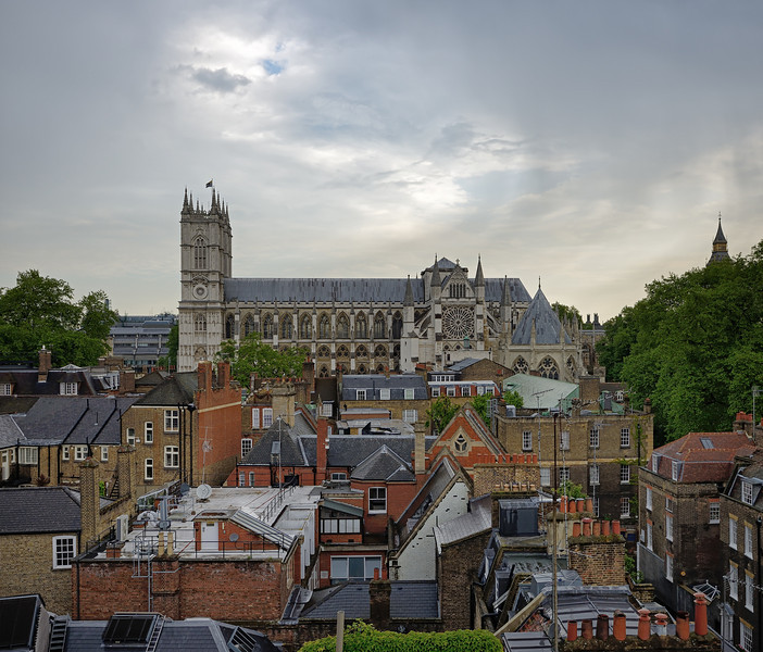 Westminster Abbey, June