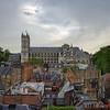 Westminster Abbey, June
