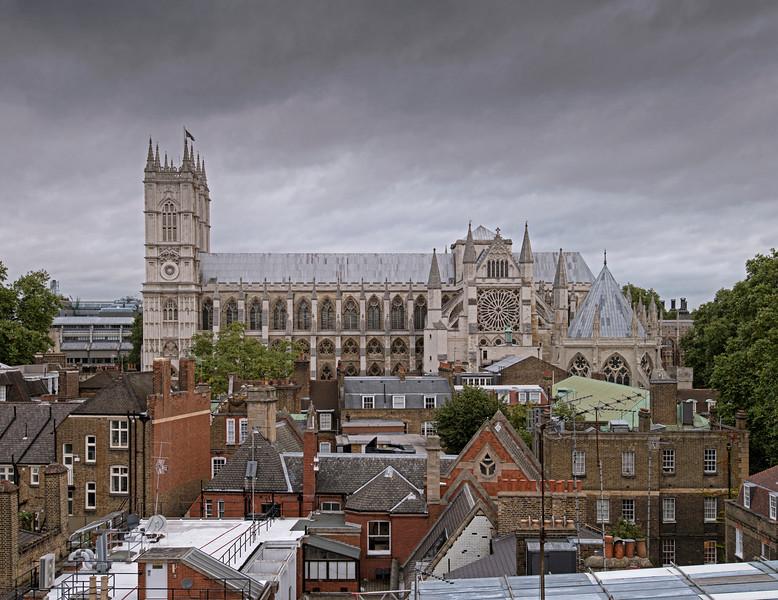 Westminster Abbey, September