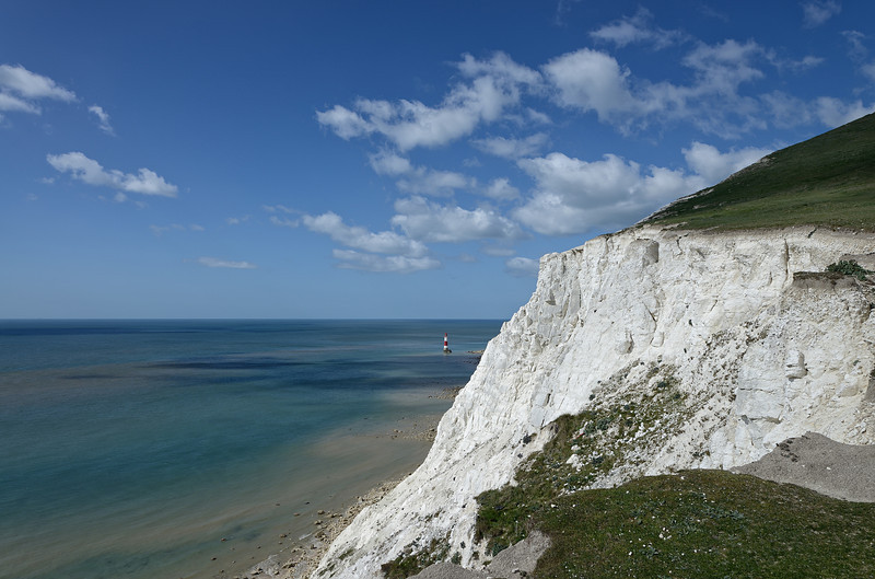 Beachy Head, April