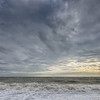 English Channel from Dungeness, January