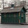 Cabman's shelter, Embankment Place