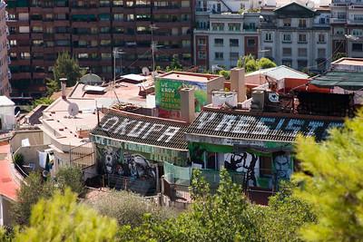 Casa Okupa Y Resiste, Barcelona