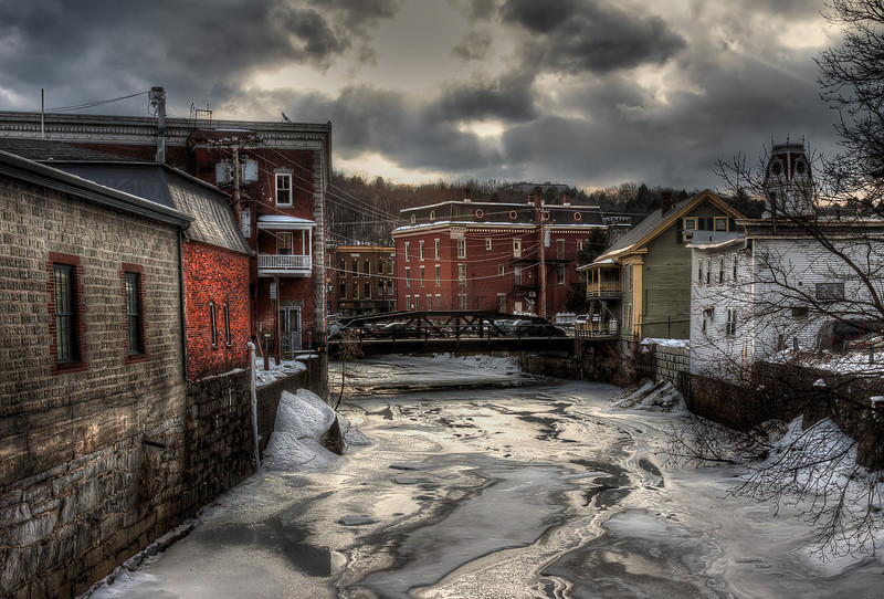 Montpelier: The beautiful state capital of Vermont