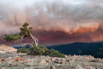 Red Mountain, Red Smoke