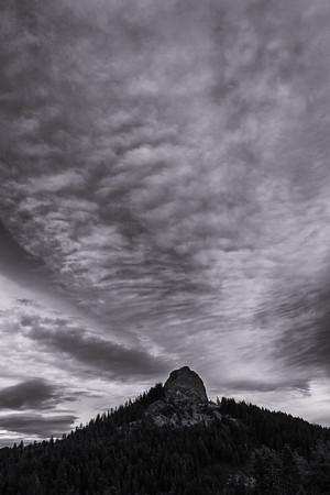 Pilot Rock Cloudscape