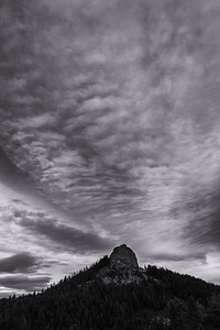 Pilot Rock Cloudscape