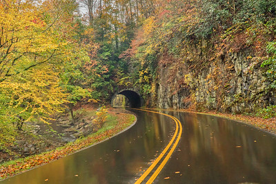 Laurel Creek Road Tunnel