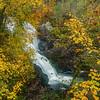 Bald River Falls side view