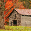 Lawson Barn in Autumn