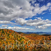 East Fork Overlook Panorama