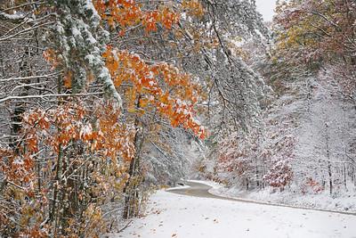 Seasons Collide