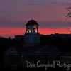 Blount County Courthouse Sunrise Maryville, Tn