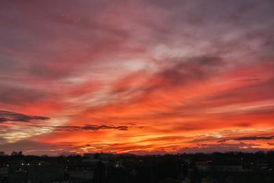 Hometown Sunrise