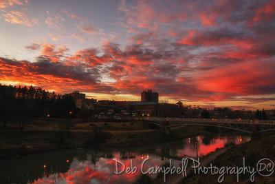 Downtown Sunrise