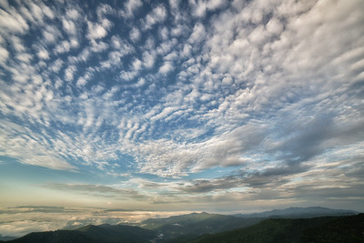 Clouds at Clingmans