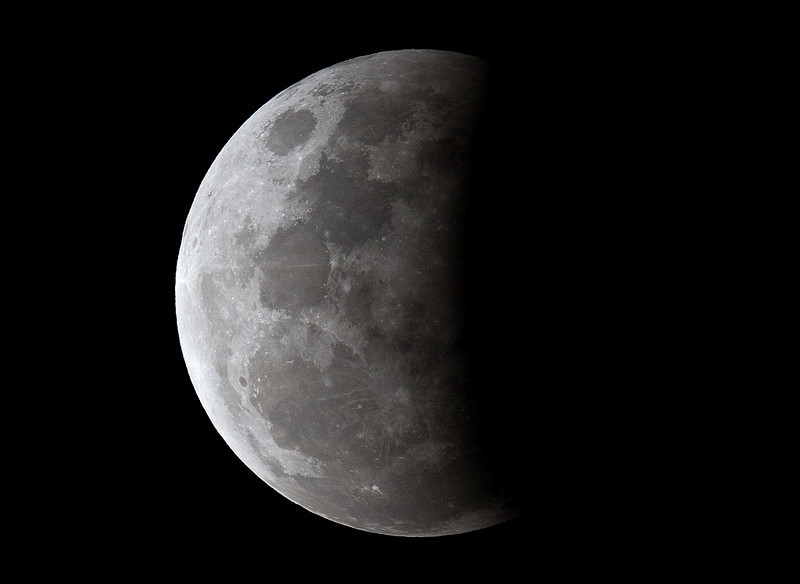 Lunar Eclipse - Proserpine, Queensland
