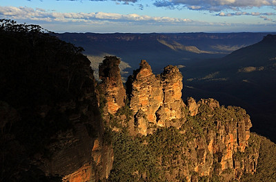 The Three Sisters - Blue Mountains, New South Wales