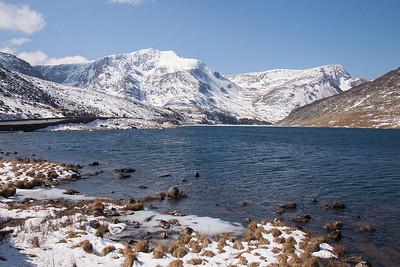 Llyn Ogwen, North Wales