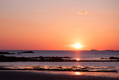 Sunset at Rhosneigr, Anglesey
