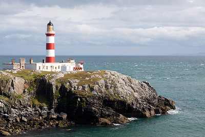 Eilean Glas Lighthouse, Isle of Scalpay