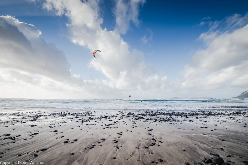 Kite-Surfer