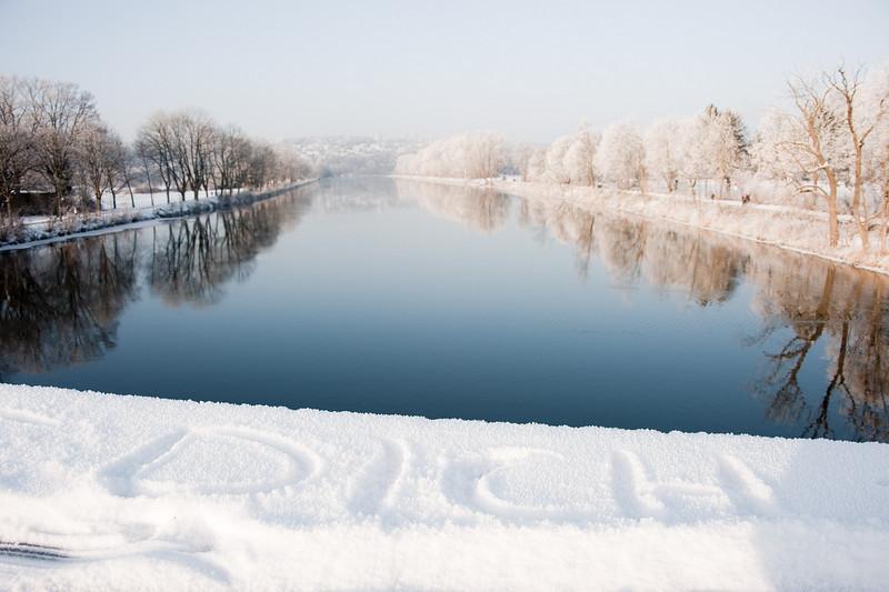 River banks 1, Germany