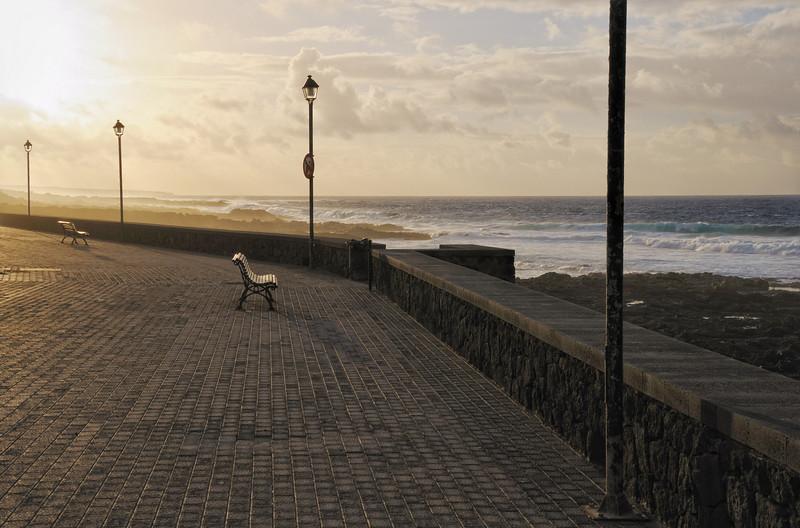 Promenade, Lanzarote