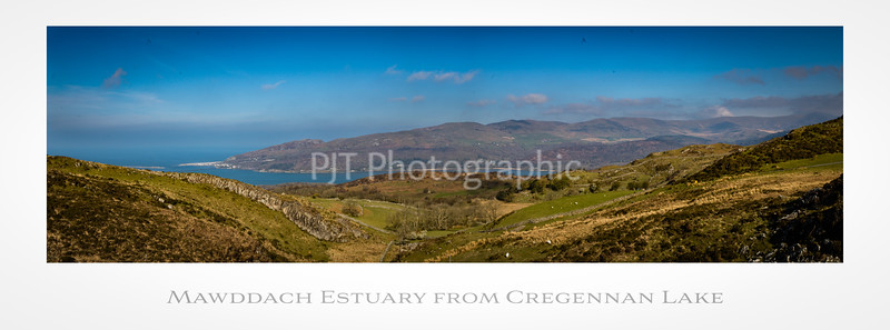 Mawddach Estuary from the south